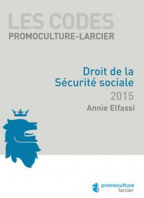 Droit de la sécurité sociale 2015
