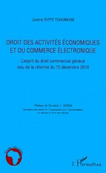 Droit des activités économiques et du commerce électronique