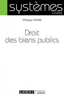 [EBOOK] Droit des biens publics