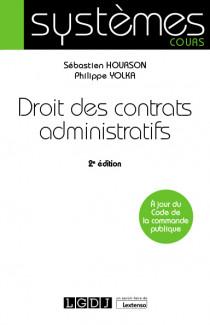 [EBOOK] Droit des contrats administratifs