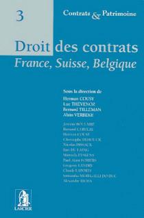 Droit des contrats N°3