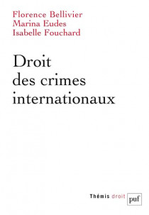 Droit des crimes internationaux