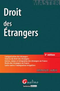 [EBOOK] Droit des étrangers