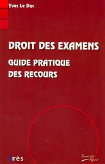 Droit des examens