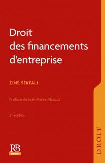 Droit des financements d'entreprise