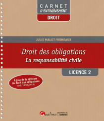 Droit des obligations L2-S2