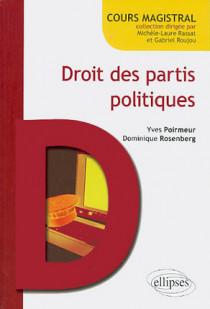 Droit des partis politiques