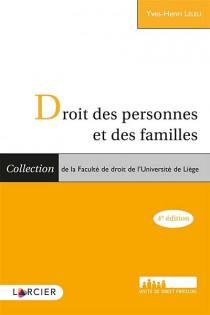 Droit des personnes et des familles