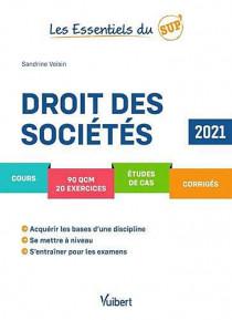 Droit des sociétés 2021