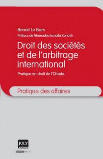 Droit des sociétés et de l'arbitrage international