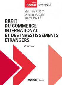 [EBOOK] Droit du commerce international et des investissements étrangers
