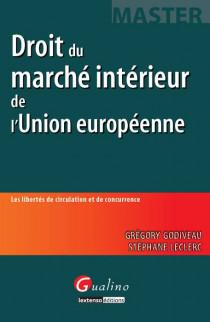 [EBOOK] Droit du marché intérieur de l'Union européenne
