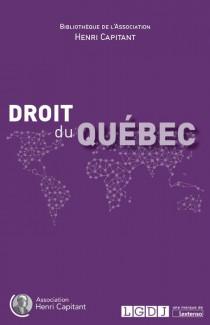 [EBOOK] Droit du Québec