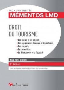 Droit du tourisme [EBOOK]