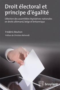 Droit électoral et principe d'égalité