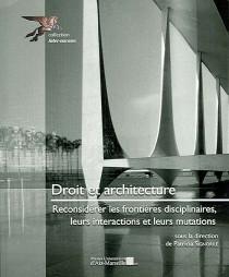 Droit et architecture