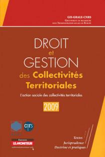 Droit et gestion des collectivités territoriales 2009