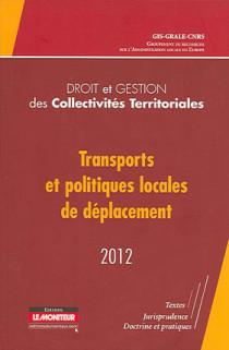 Droit et gestion des collectivités territoriales 2012
