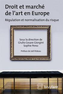 Droit et marché de l'art en Europe