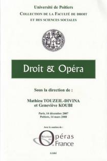 Droit et opéra