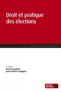 Droit et pratique des élections