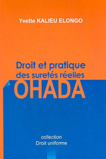 Droit et pratique des sûretés réelles OHADA