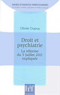 Droit et psychiatrie