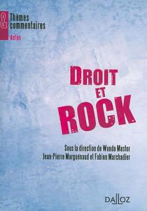 Droit et rock