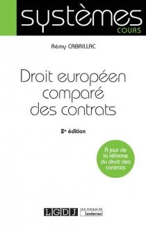 [EBOOK] Droit européen comparé des contrats