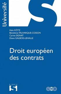 Droit européen des contrats