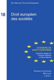 Droit européen des sociétés