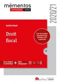 [EBOOK] Droit fiscal