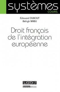[EBOOK] Droit français de l'intégration européenne