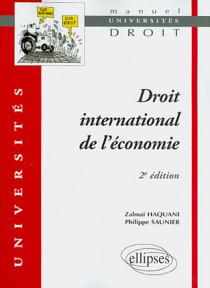 Droit international de l'économie