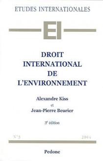 Droit international de l'environnement 2004