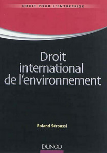 Droit international de l'environnement