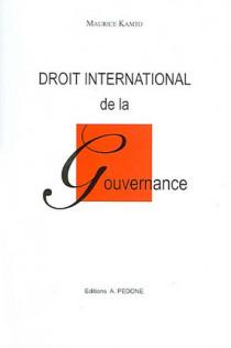 Droit international de la gouvernance