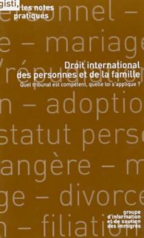 Droit international des personnes et de la famille