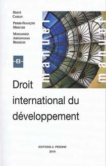 Droit international du développement