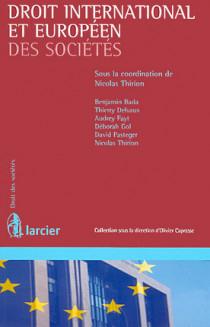 Droit international et européen des sociétés