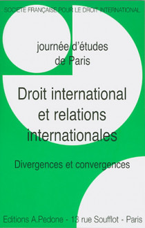 Droit international et relations internationales