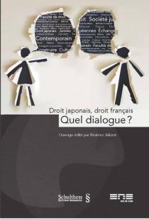 Droit japonais, droit français, quel dialogue ?