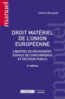 [EBOOK] Droit matériel de l'Union européenne