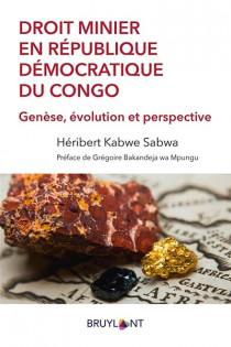 Droit minier en République démocratique du Congo