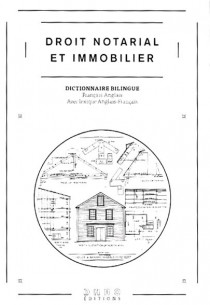 Droit notarial et immobilier