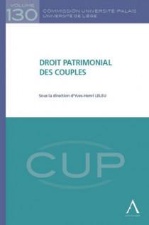 Droit patrimonial des couples