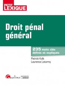 [EBOOK] Droit pénal général