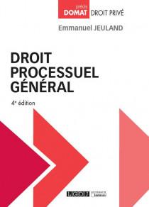 [EBOOK] Droit processuel général