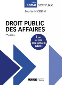 [EBOOK] Droit public des affaires