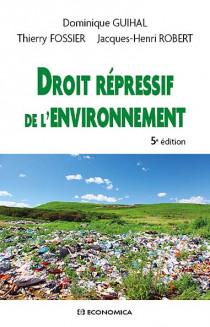 Droit répressif de l'environnement